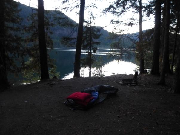 Best. Camping spot. Ever.